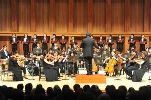 9月13日 フルオーケストラで童謡名曲大合唱